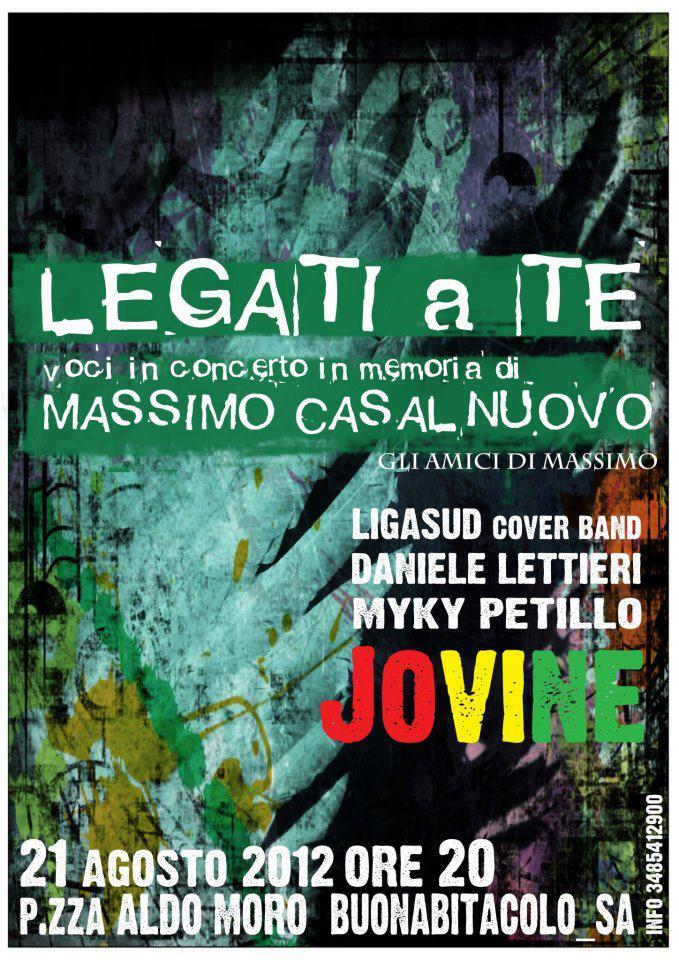 LEGATI A TE: VOCI IN CONCERTO IN MEMORIA DI MASSIMO CASALNUOVO