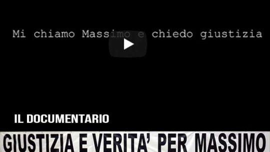 MI CHIAMO MASSIMO E CHIEDO GIUSTIZIA